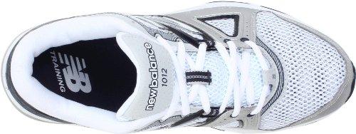 New Balance MR760ST, Herren Sportschuhe - Running White with Grey & Navy