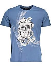 Just Cavalli S01GC0532 T-Shirt Maniche Corte Uomo e2f2021c14ef