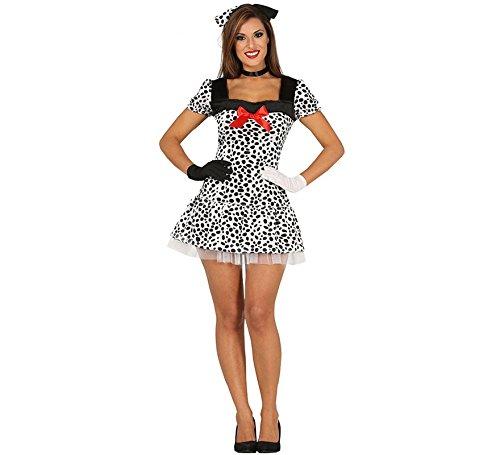 Dalmatiner Kostüm - Guirca Süßer Dalmatiner Kostüm für Damen