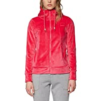 Bench Damen Strickjacke Core Fleece Zip Through Hoody