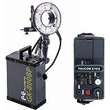 Falcon Eyes GK-800BP Ringblitz Set 800WS mit Akku Pack
