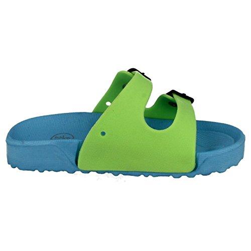 Unisexe pour enfant Spot sur MULES green