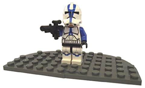 LEGO Star Wars mini figure clone trooper de la 501éme