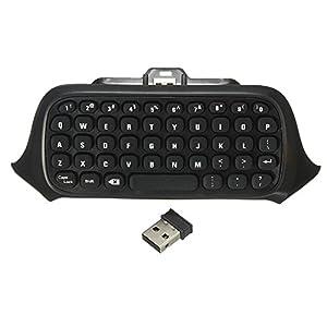 C-FUNN 2.4 G Mini Wireless Chatpad-Nachrichten Tastatur Für Xbox One Controller