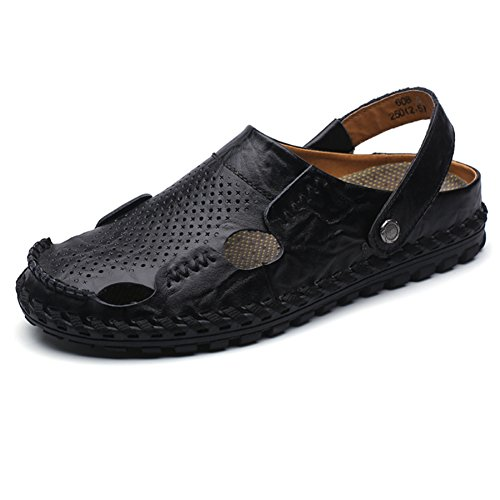Amazon Mens Hollow Out Leather Shoes