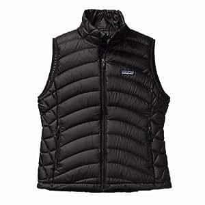 Patagonia Women's Down Sweater Vest - Black, X-Large