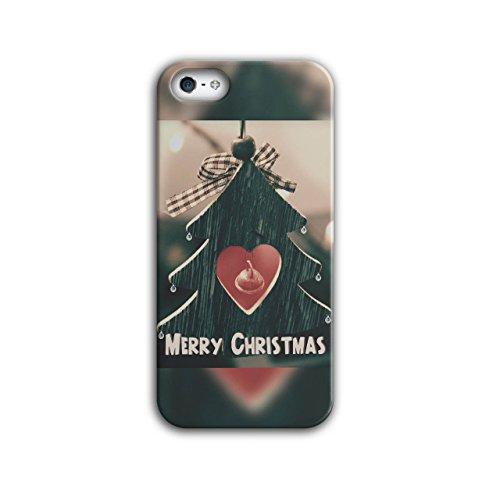 Fröhlich Baum Liebe Weihnachten Lustig Zeit iPhone 5 / 5S Hülle | Wellcoda (Billig Und Fröhlich Halloween Kostüme)