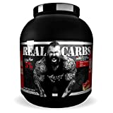 5% Nutrition - Rich Piana Real Carbs Strawberry Shortcake Ohne Pfand, 1800 g