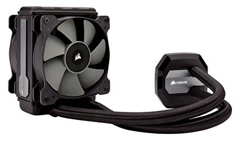 Corsair Hydro Series H80i V2 Extreme Performance - Sistema de refrigeración líquida para CPU de alto rendimiento (120 mm) (CW-9060024-WW)
