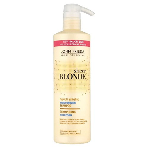 John Frieda Point Culminant Blond Pure Hydratante Activation Shampooing (500 Ml)
