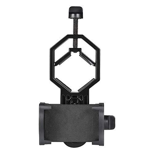 Prous DT02 Universal Fernglas Spektiv Handy Halter Halterung Klemmer Clip Kompatibel mit Moto iPhone...