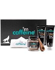mCaffeine Coffee Moment Skin Care Gift Kit Pure Arabica Cof
