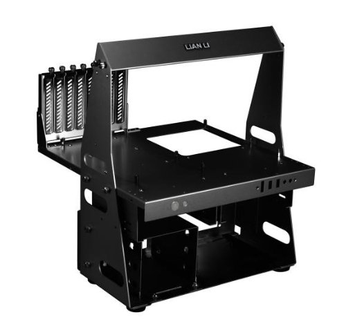 Lian Li PC-T60B PC-Gehäuse ATX schwarz