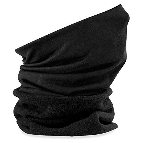 Produktbild Beechfield tragbar als Mütze oder Halstuch Superfleece, Schwarz, Einheitsgröße