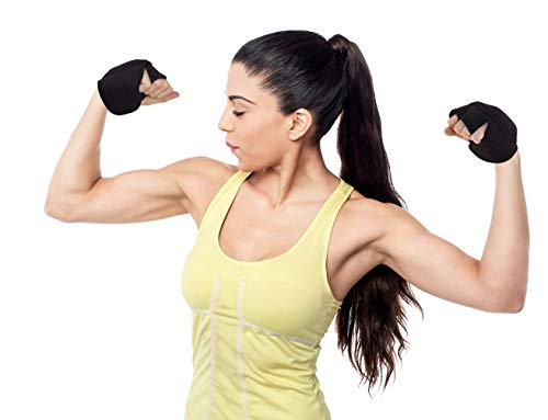 Powergloves Powerhoop Workout-Handschuhe mit Gewichten (verstellbar) by Powerhoop