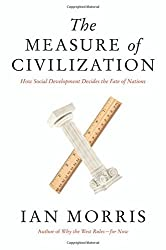 The Measure of Civilization: How Social Development Decides the Fate of Nations by Ian Morris (2013-01-27)