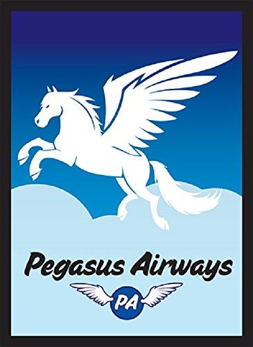 pegasus-airways-100-sleeves-legion-supplies-for-mtg-magic-the-gathering-pokemon-by-legion