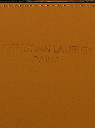 Christian Laurier Borsa A Mano Colbie Cammello