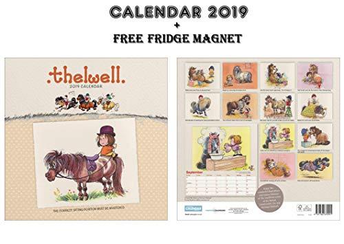 Thelwell Kalender Kaufen Fur Ihr Buro