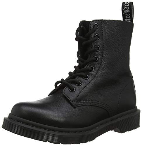 Dr. Martens Pascal Mono Black Virginia Boot schwarz EU39 -