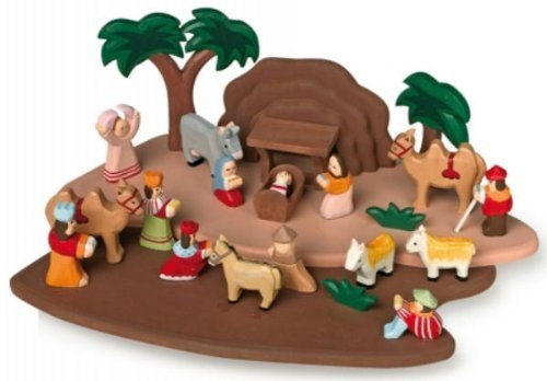 Jouent la Nativité