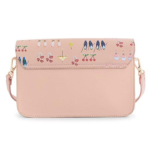 pacchetto di stampa dolce e bella ragazza/Ms. Messenger Bag-A A
