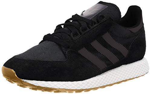 adidas Forest Grove Zapatillas de Gimnasia Hombre, Negro (Core Black/Core Black/Gum 3...