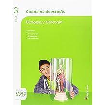 CUADERNO DE ESTUDIO BIOLOGIA Y GEOLOGIA 3 ESO SABER HACER - 9788468087221