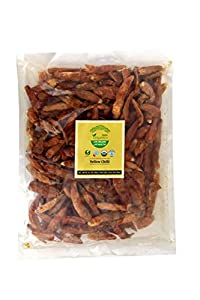 Arena Organica Organic Yellow Chilli Whole Pack of 3 100gm Each