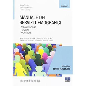 Manuale Dei Servizi Demografici