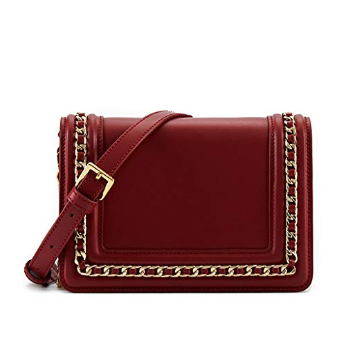 New Port Wind Retro Petit Fragrance Chain Small Sac à Main Sac à bandoulière