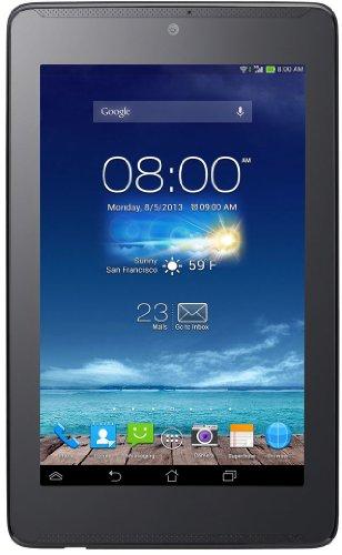 Asus Fonepad 7 ME373CG 17,7 cm (7 Zoll) Tablet-PC (Intel Atom Z2560 1,6GHz, 1GB RAM, 16GB, SGX 544, Touchscreen, Android 4.2, 3G/UMTS) grau
