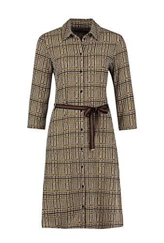 Expresso Leora Damen Sweater Dress Crêpe , Bronze - 36