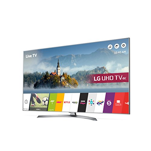 LG 55UJ750V 55 inch 4K Ultra HD HDR Smart LED TV (2017 Model)
