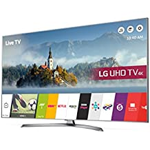 """TV LED 65"""" LG 65UJ750V Premium UHD 4K, HDR, Smart TV Wi-Fi"""
