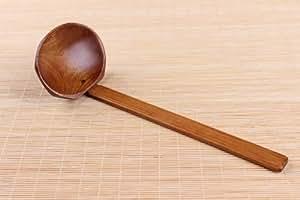 Japonais Otama Louche à Ramen en bois pour la cuisine asiatique