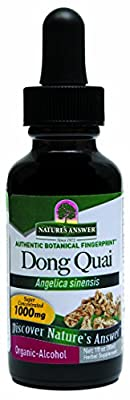 Nature's Answer Dong Quai, Organic, 1 Oz by Nature's Answer