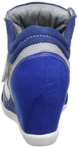 Marco Tozzi 2-2-25108-20 Damen Stiefel Blau (ROYAL COMB 843)