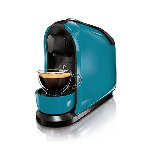 Tchibo Cafissimo Pure Kapselmaschine (für Kaffee, Espresso, Caffé Crema und Tee) schwarz