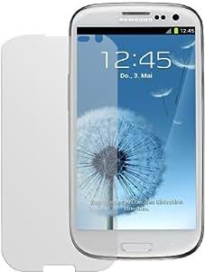 2x Dipos Antireflex Displayschutzfolie für Samsung Galaxy S3 i9300