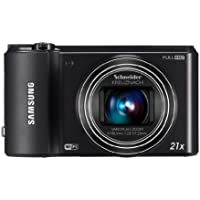 Samsung WB850F SMART Compact Digital Camera - Black (16.2MP, 21x Optical Zoom) 3.0 inch LCD