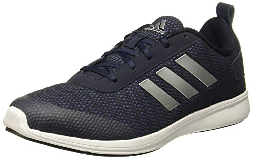 Adidas Men's Adispree 2.0 M Rawind/Legink/Silvmt Running Shoes - 9 UK/India (43 1/3 EU)(CJ0102)