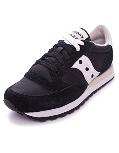 Saucony Originals Saucony Jazz Original Women, Damen Sneakers Schwarz/Weiß