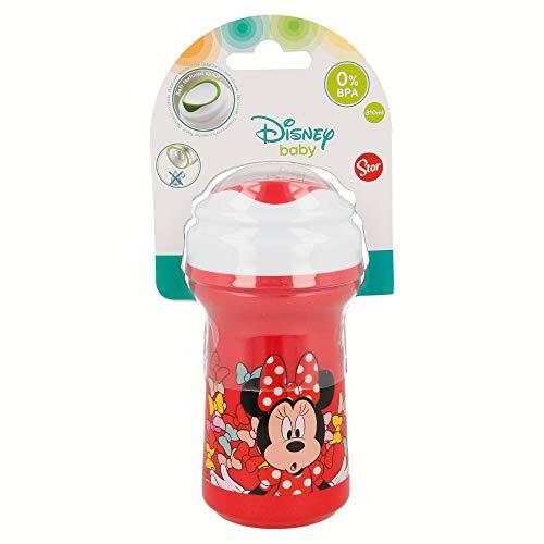 Disney 45397 Vaso Toddler Premium con Tapa