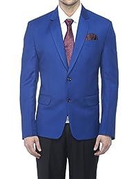 Favoroski Men's Raymond Wool Blazers - Royal Blue