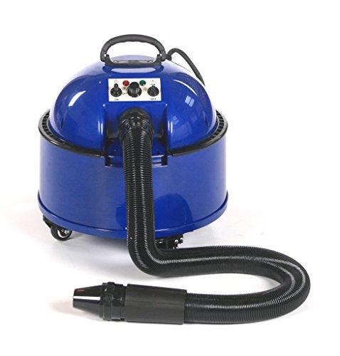 Haartrockner Einstellung (pedigroom Professionelle Hundepflege Haustier Haartrockner Haartrockner Blaster blau 2800W)