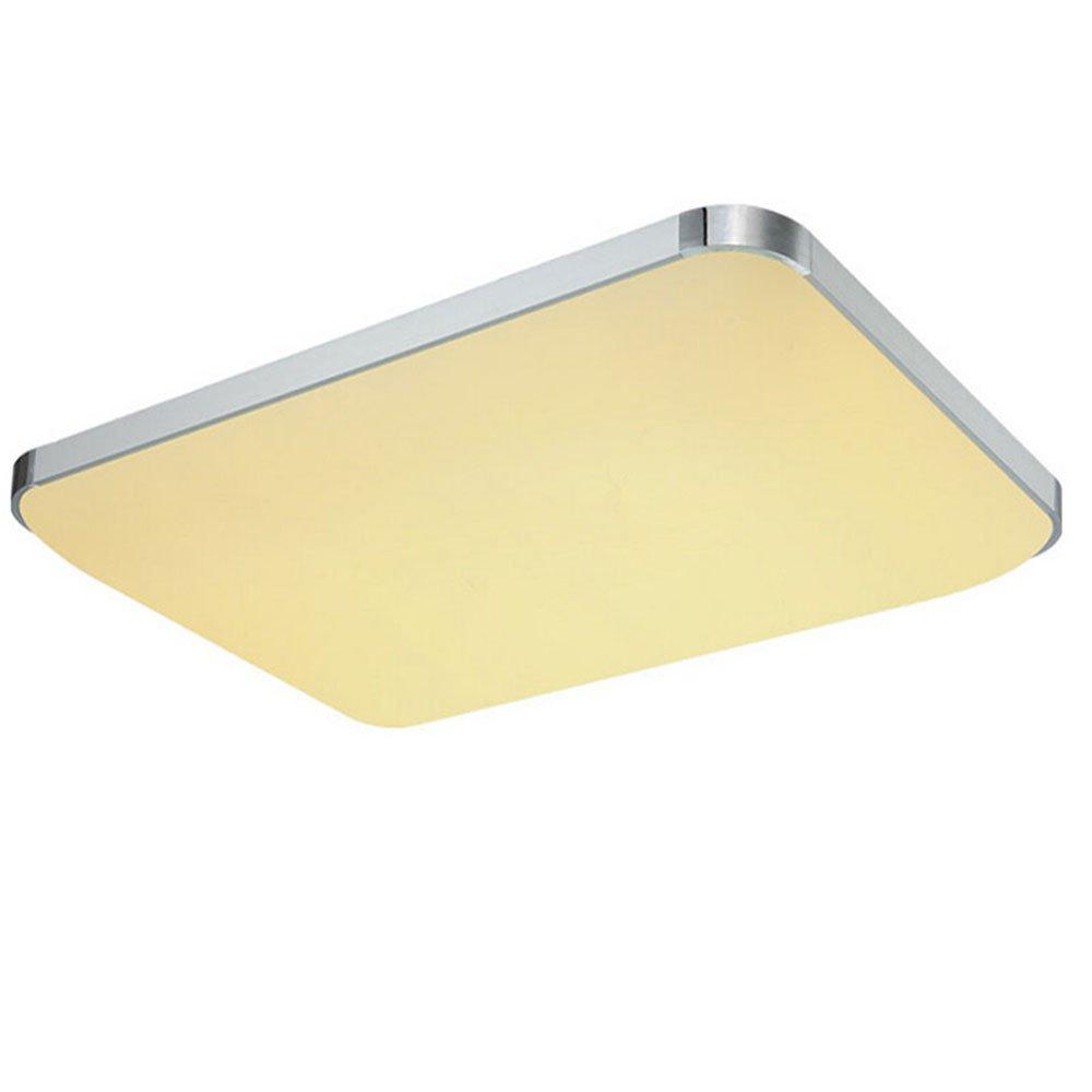 Finest Sailun W Warmwei Led Modern Deckenlampe Flur Wohnzimmer Lampe Kche  Energie Sparen Licht Vv Hz Warmwei Amazonde With Lampe Fr Langen Flur With  Led ...