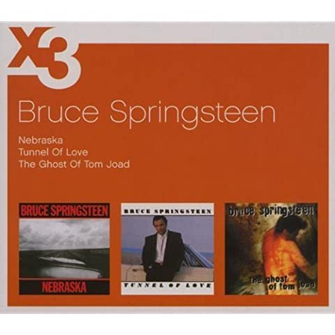 Nebraska / Tunnel of Love / The Ghost of Tom Joad by Bruce Springsteen (2008-01-29)