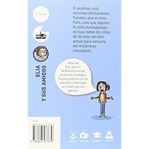 Barco De Vapor Azul 1. Elia Y El Chantajista