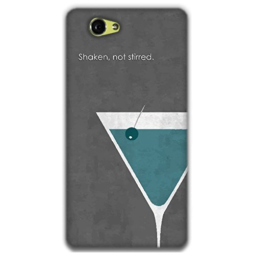 The Racoon Lean printed designer hard back mobile phone case cover for Sony Xperia Z1 Compact. (Shaken, no)  available at amazon for Rs.99